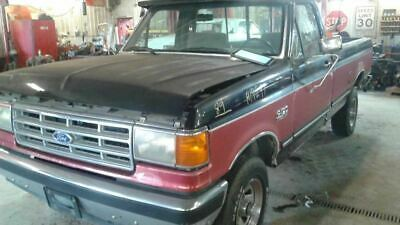 Core Short Block Engine 5.0l Fits 1989 Ford F150 608404