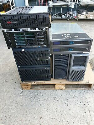 Hp Blc3000, Looks Like Never Been Used With Orig. Blanks, Modules,6 Power Suppli