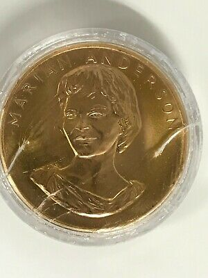 1980 West Point Mint: American Arts Commemorative 22kt Yellow Gold Medallion