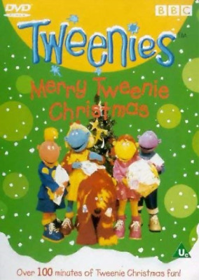 -tweenies:merry Tweenie Christmas (uk Import) Dvd [region 2] New