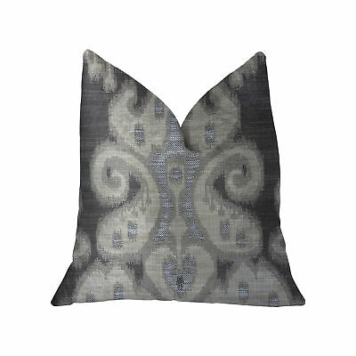 "Plutus Social Butterfly Brown Shades Luxury Throw Pillow - Double Sided  20"" ..."