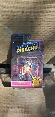 Wicked Cool Toys - Pokemon Detective Pikachu Action Figure - MR. MIME -  NEW