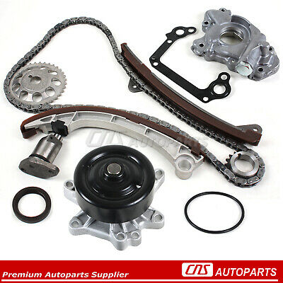 For 00+ Toyota 1.8l Timing Chain/water/oil Pump 1zzfe Vvt-i Engine Chevy Pontiac