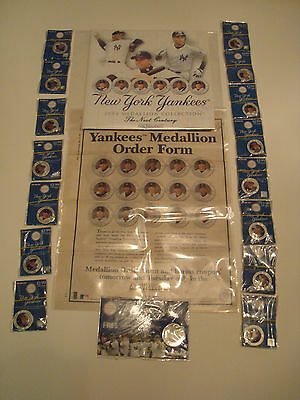 "New York Yankee; 2004 Medallion Collection: ""the New Century"""