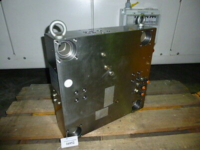 Support Plate Arburg Sn. 158054 Suitable For 320 S Selogica Series Machines