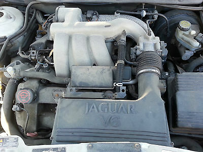Jaguar X-type Complete Engine V6 2.5 L 2001 2002 2003 2004 2005