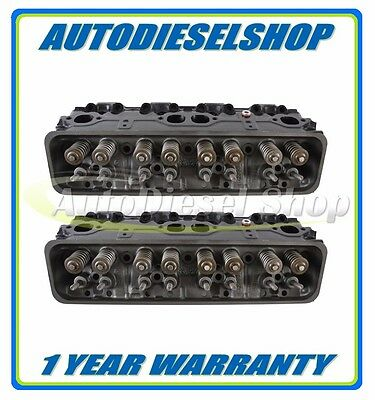 Enginetech Complete Cylinder Heads For