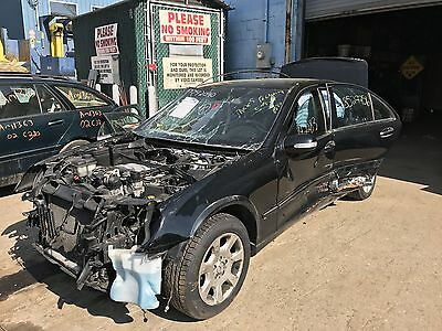 Engine Assembly Mercedes C-class 05
