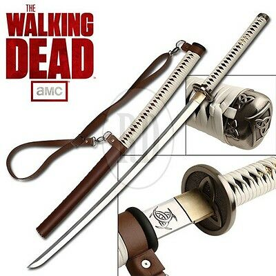 The Walking Dead Michonne Katana Sword Limited Edition Prop Replica