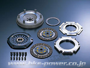 Hks La Twin Plate Clutch For Forester Sg9 (ej255)