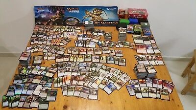 Real Mtg Collection For Sale * Ktk Box, Playmats, Rares, Mythics, Thoughtseize