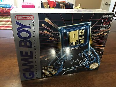 Nintendo Gameboy - Original Factory Sealed Dmg-01