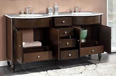 72 In. Double Sink Cabinet [id 2239486]