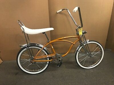 Schwinn 1967 Copper Sting Ray Bicycle Nice! -antique Vintage