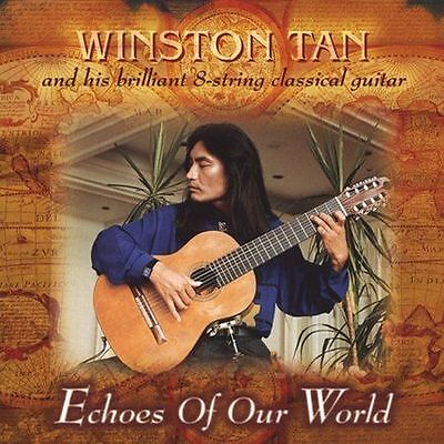 Free Us Ship. On Any 3+ Cds! New Cd Winston Tan: Echoes Of Our World