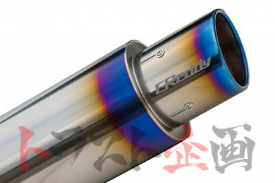 Trust Greddy Super Street Catback Exhaust Lancer Evolution Ct9a 4g63 10133400-8