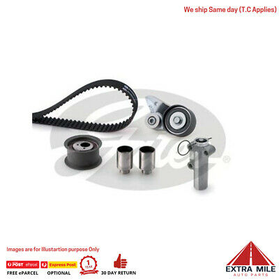 Timing Belt Kit For Audi A8 D2 4d2 Akc/ Aqg Tck297e Contains No Seal / With Out