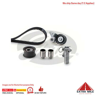 Timing Belt Kit For Audi A6 Quattro C5 4b4 Ars/ Asg Tck297f Contains No Seal / W