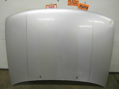 Fits 93 94 95 96 Vw Jetta Hood Silver Oem Oe Front Car Body Panel Cover