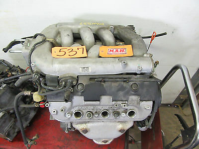 Fits 3.5l Engine 99 1999 Honda Odyssey Van 3500 Motor Vin 1 Runs Good 00-04 Van