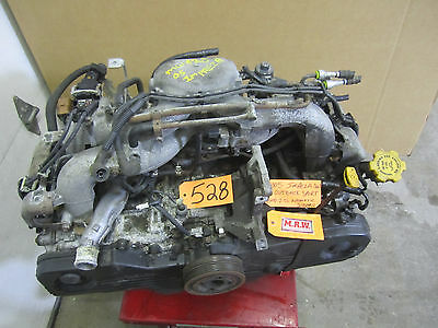 Fits 05 Impreza 2.5l Engine Motor Cylinder Head Pan Block Vin 6 92-x Saab Car