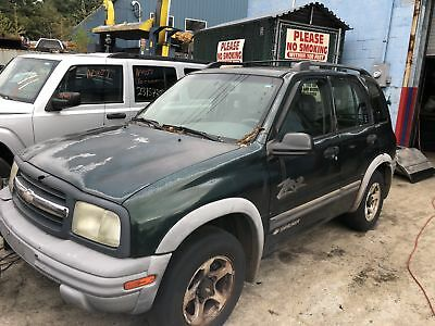 Engine Assembly Chevy Geo Tracker 01 02 03 04