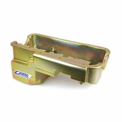 Canton 13-622 Ford 289-302 Fox Body Drag Race Front Sump Pro Power Pan
