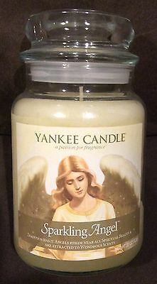 New Yankee Candle Sparkling Angel 22 Oz. Rare