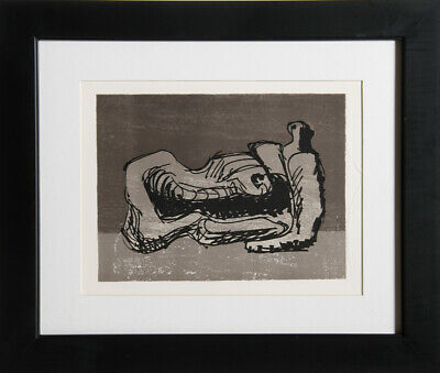 Henry Moore, San Lazarro, Lithograph