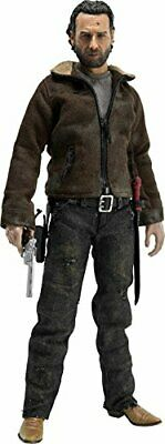 The Walking Dead Rick Grimes 1 / 6 Scale Abs & Pvc & Pre-painted Moving Figures