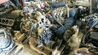 Engine Assembly W/wiring/accessories 7.5l Fits 1990 Ford F250 569198