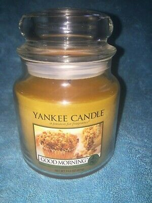 Yankee Candle Medium 14.5 Good Morning Jar Candle
