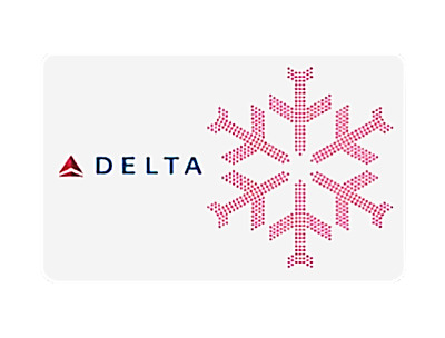 Delta Airlines Electronic Gift Card - $250 [expedited Delivery]