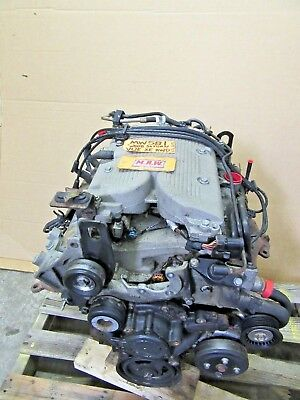 Engine Motor 3.6l 6 Cylinder Vin 7 As 8th Digit Ly7 Fits Acadia Enclave Outlook