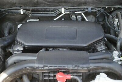 10-11 Subaru Legacy 2.5l Vin C At Automatic Federal Emissions Engine Complete