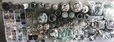 Huge Genuine Hawaii, Puerto Rico Seaglass Collection Pottery Shards