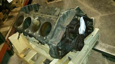 Core Short Block Engine 8-350 4-bolt Main Fits 1969 Chevrolet 10 Pickup 621251
