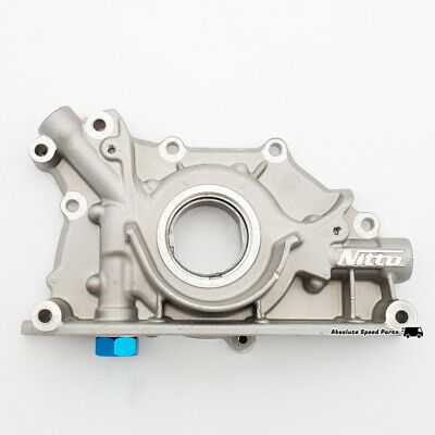New Nitto Oil Pump For Rb26dett Also Fits Rb20 Rb25 Rb30 High Flow!