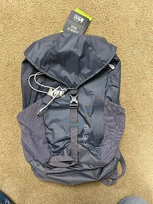 Nwt Rei Flash 22 Backpack Lightweight Grey Quiet Shade
