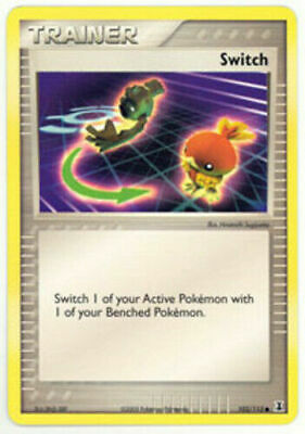 Switch 102/113 Delta Species Common Moderate Play Pokemon DNA GAMES