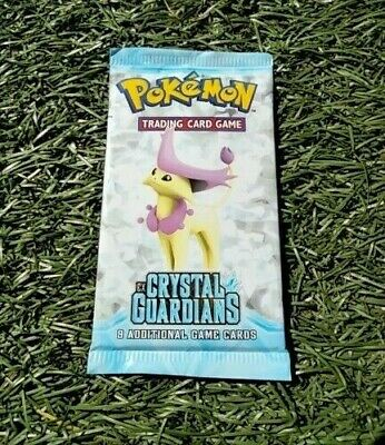 Pokemon EX Crystal Guardians Delcatty (Factory Sealed) *unweighed* 2006