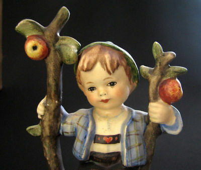Hummel #142 Apple Tree Boy Figure Tmk 1 Moeller See