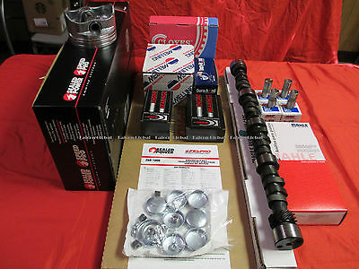 Ford 352 Mercury Master Engine Kit 1964 65 Pistons Bearings Gaskets Stage 1 Cam