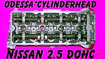 For Nissan Altima X-trail Sentra 2.5 Dohc Cylinder Head Casting # 8h3 2002-2006