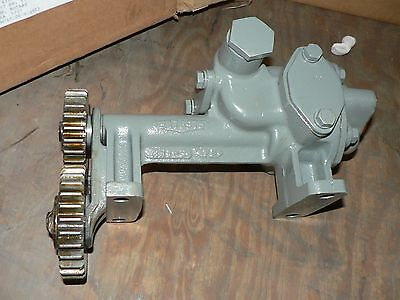 Detroit Diesel 2-71 4-71 6-71 Oil Pump Oem New 5175988