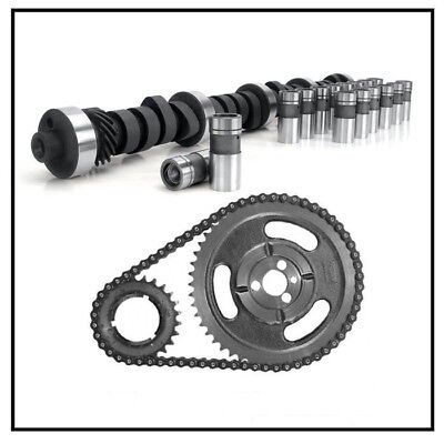 Ford Mercury 352 390 428 Fe Cam Kit Lifters Comp Timing 274h Street Perf+springs