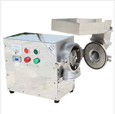 Chinese Medicine Grinder Cereal Grain Milling Machine Food Mill Grinder B