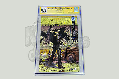 The Walking Dead #1 Skybound 5th Anniversary Cgc Ss 9.8 - Signed By Kirkman