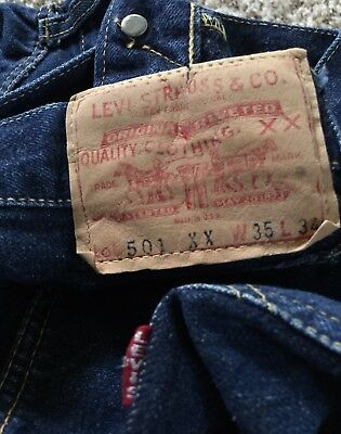 Authentic Vintage Levi