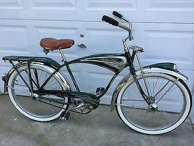 Schwinn 1995 Green Phantom Bicycle Centennial 100 Anniversary Model